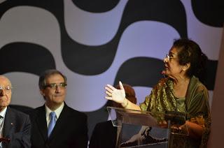Confira mais fotos de discursos importantes e homenagens do 35º CONAT !!!