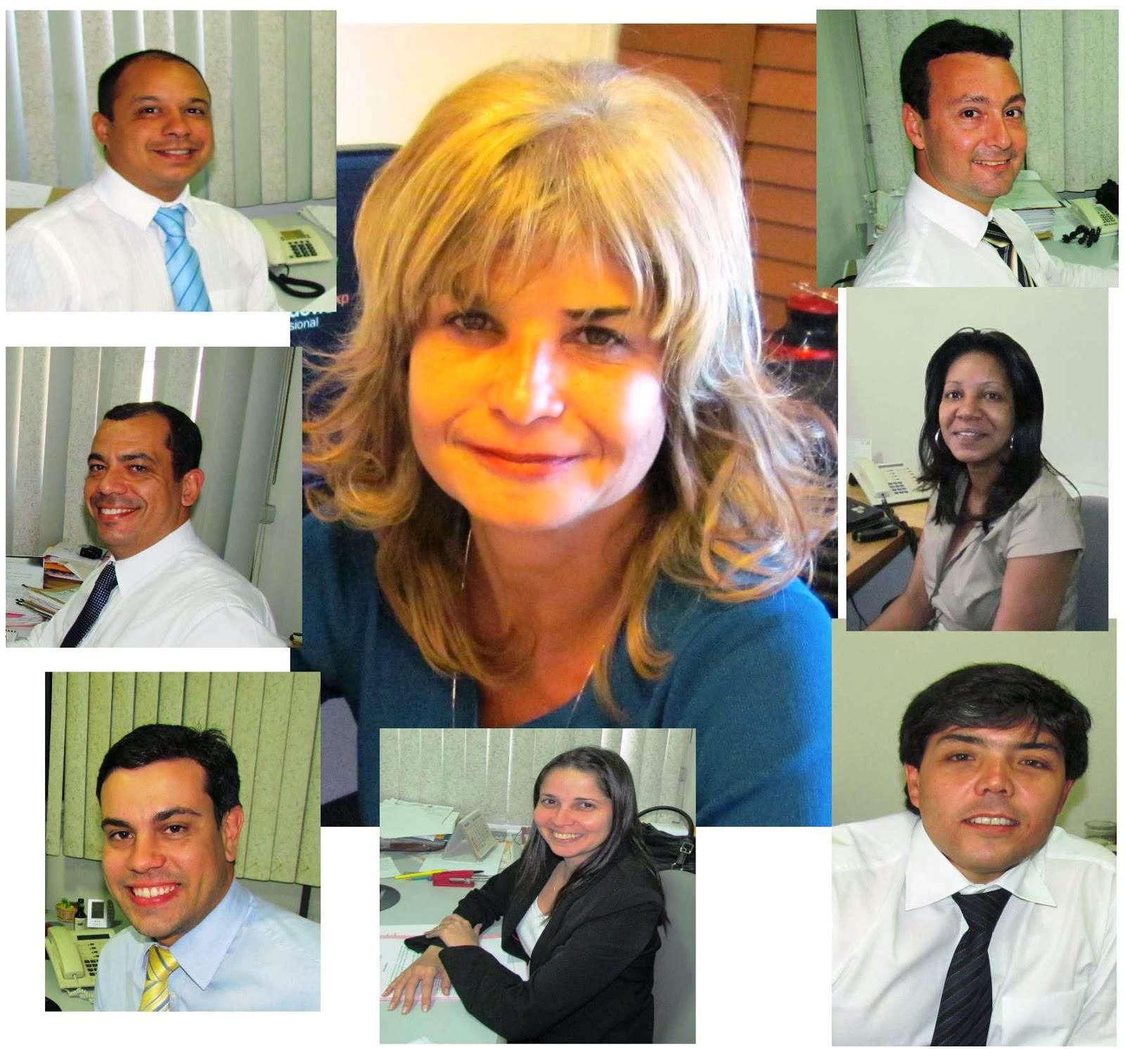 Alguns integrantes da Equipe da AJS – Cortez & Advogados Associados