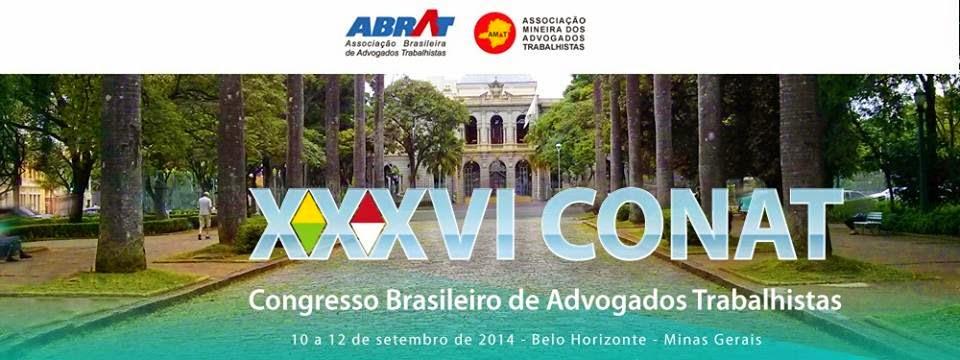 O 36º CONAT acontece nesta semana, entre 10 e 12 de setembro, em Belo Horizonte, e conta com discurso de Rita Cortez em sua abertura.