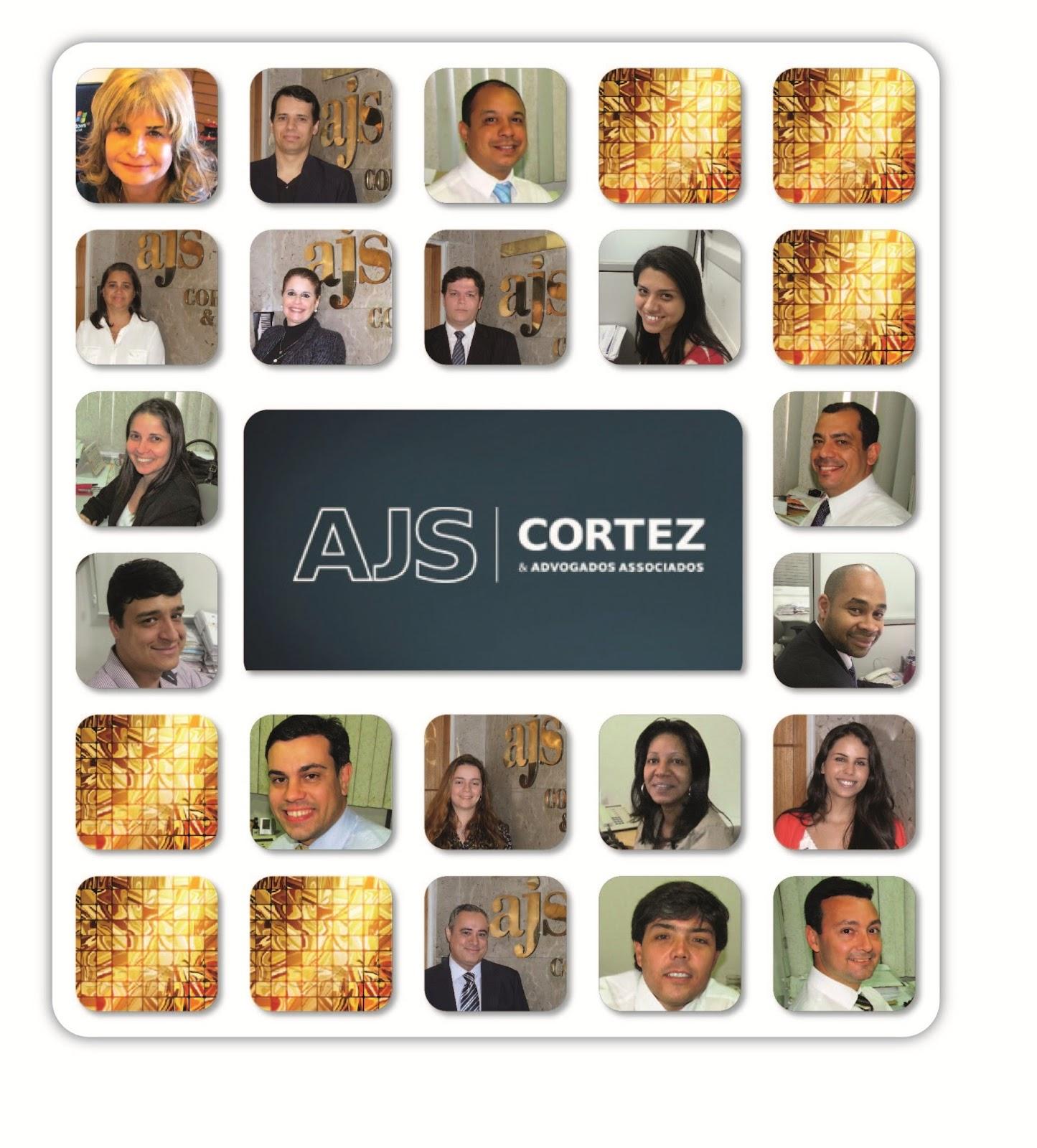 Novo layout, mais moderno e clean, apresenta a equipe jurídica da AJS – Cortez e Associados !