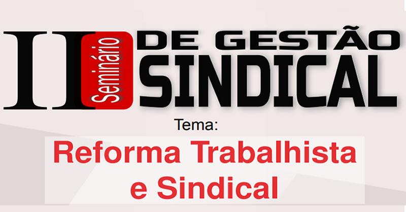 Rita Cortez participará do 2º Seminário de Gestão Sindical em Petrópolis