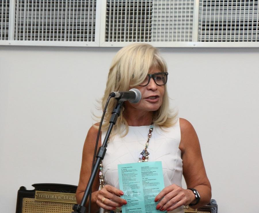 Rita Cortez defende união da comunidade jurídica na análise da reforma trabalhista
