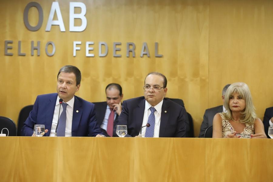 Prerrogativas da advocacia são constrangidas por ações de combate à corrupção, afirma Rita Cortez