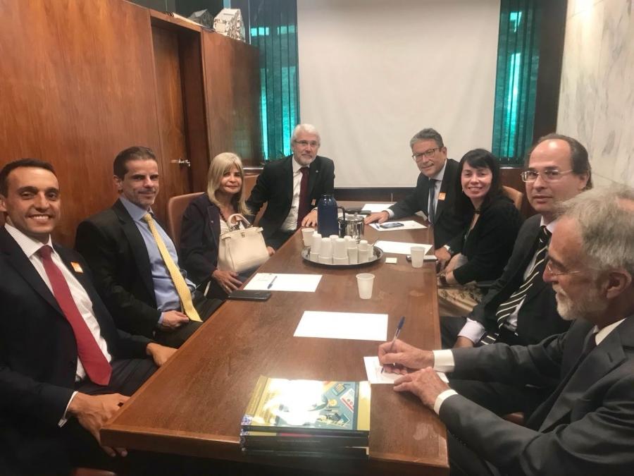 Rita Cortez e Nova Diretoria do IAB buscam maior efetividade para os pareceres encaminhados ao Congresso Nacional