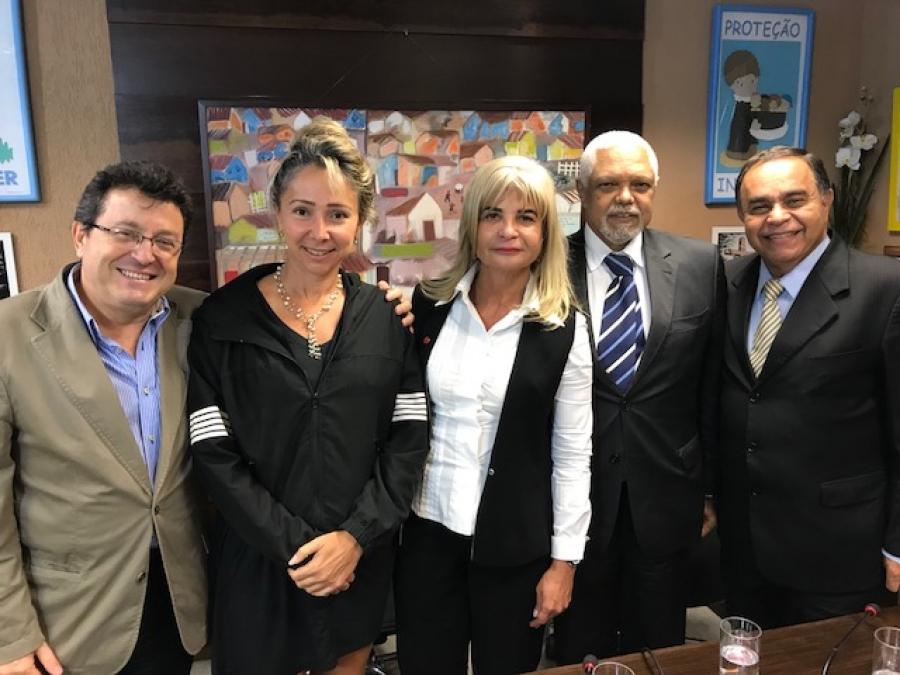 Rita Cortez fala sobre a reforma trabalhista no programa ´Encontro com a Justiça´