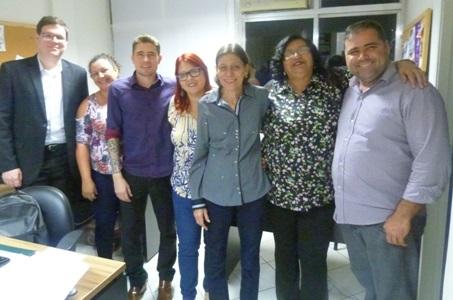 Nova diretoria do Sintur é eleita com presença de advogados da AJS