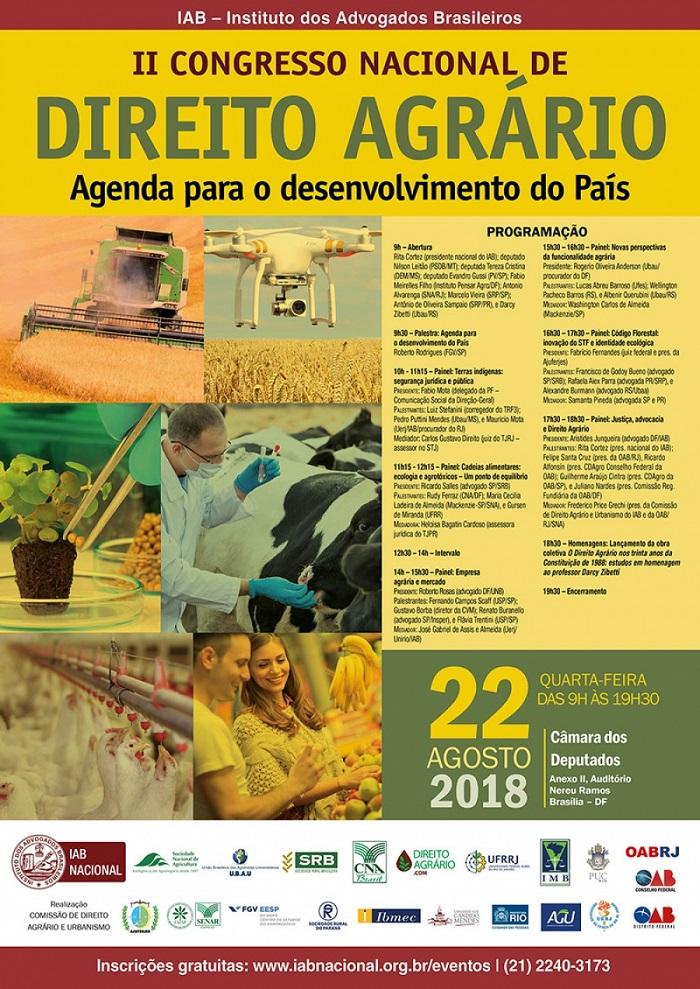 Rita Cortez abrirá congresso na Câmara dos Deputados, em Brasília