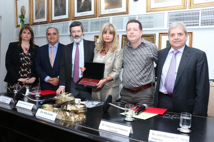 Ex-aluna de José Carlos Barbosa Moreira, Rita Cortez abre seminário em homenagem ao jurista