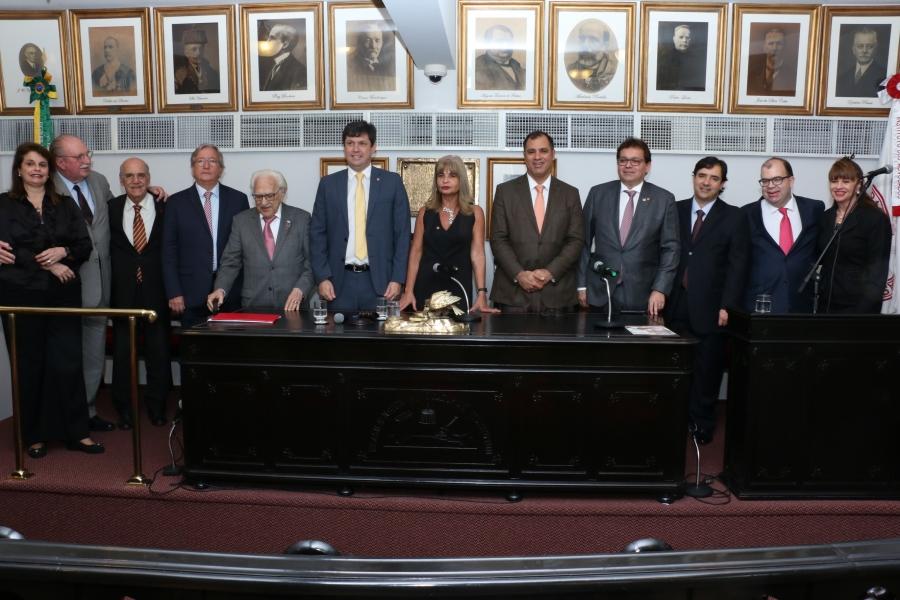 Rita Cortez recebe presidentes de institutos estaduais e defende união da advocacia