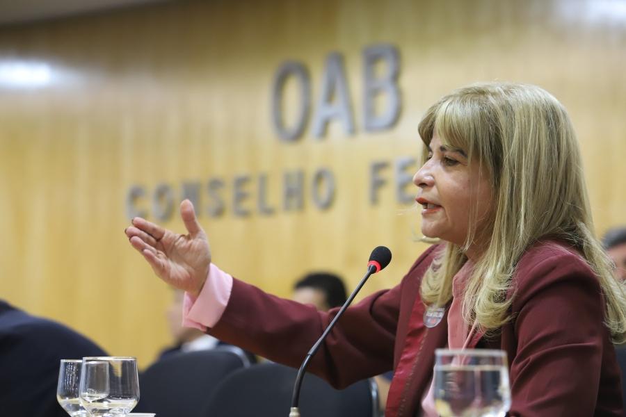 Rita Cortez participa de reunião do CFOAB que garante 30% dos cargos diretivos às advogadas