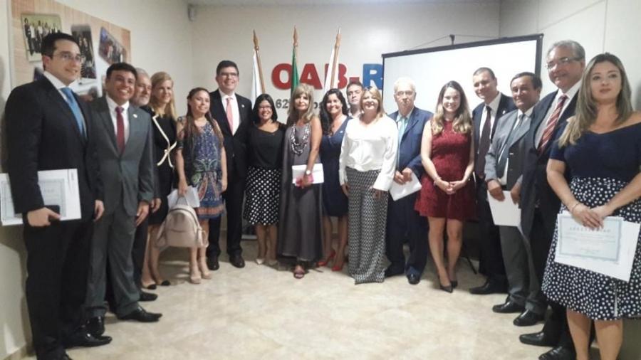 Rita Cortez elogia projeto de sustentabilidade ambiental da subseção da OAB/RJ em Iguaba Grande