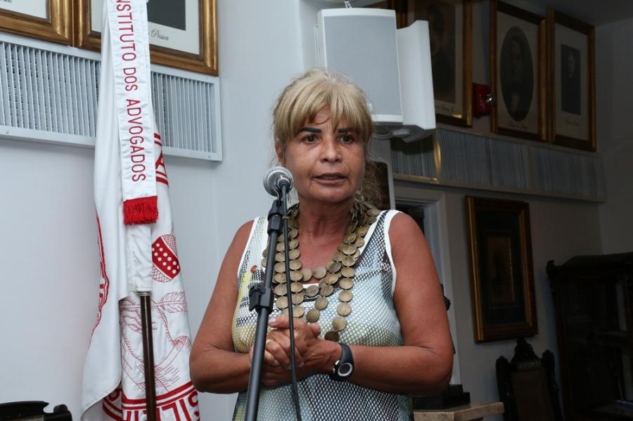 'Falta de solução para o caso Marielle, após um ano, é uma vergonha', afirma Rita Cortez
