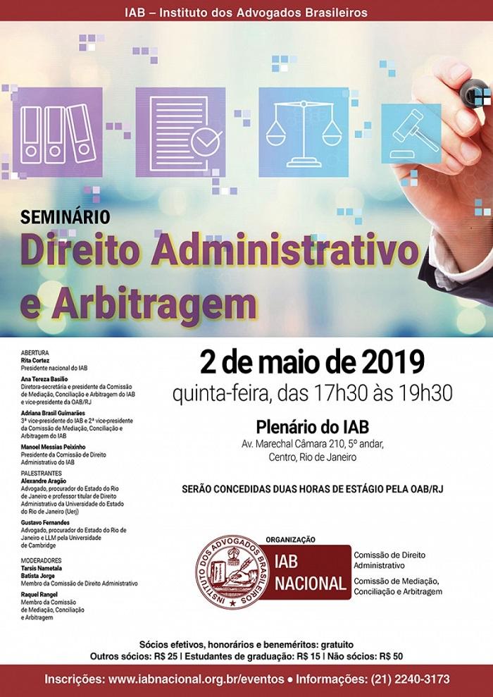 Rita Cortez abrirá seminário sobre Direito Administrativo e Arbitragem