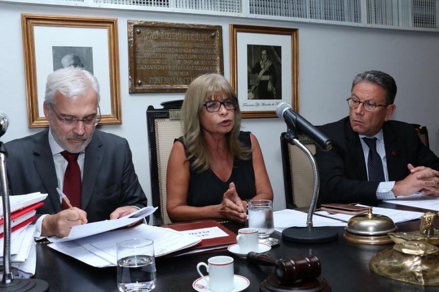 Rita Cortez assina moção de aplauso a Lewandowski por voto contra prisão automática em segunda instância