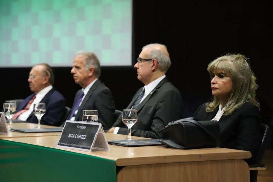 Rita Cortez diz que corregedorias cumprem papel relevante para o aprimoramento da Justiça