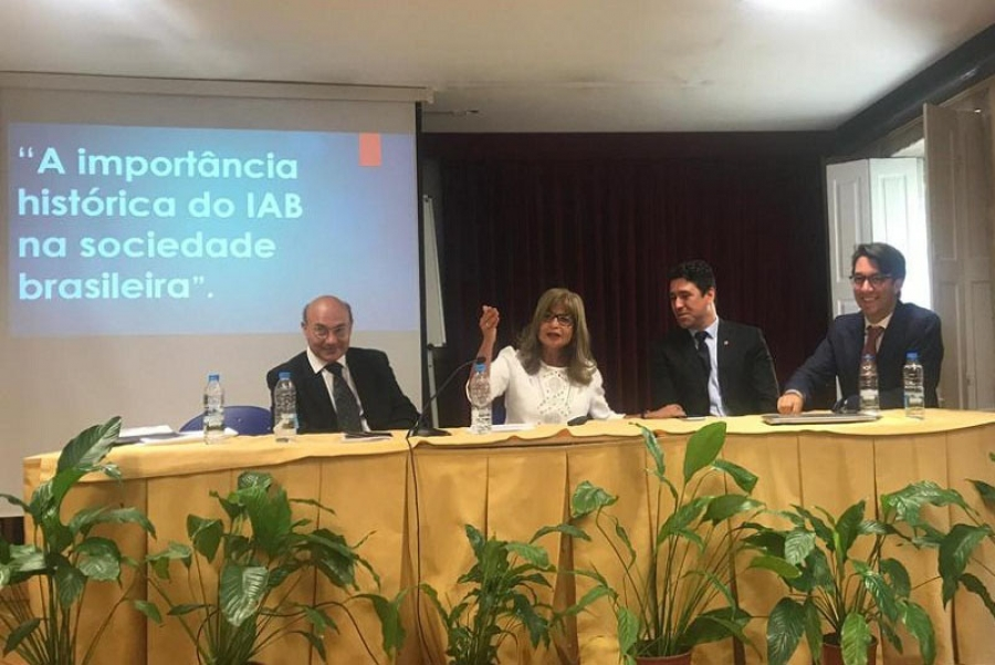 Rita Cortez faz conferência em Portugal e renova a parceria com o Iberojur