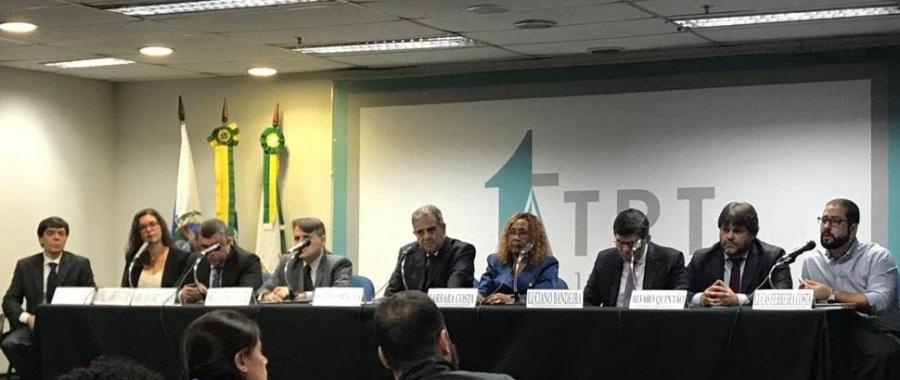 Márcio Cordero defende que sindicatos enfrentem as mudanças na legislação trabalhista