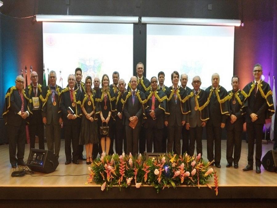 IAB e Rita Cortez são homenageados pela Academia Paraibana de Letras Jurídicas
