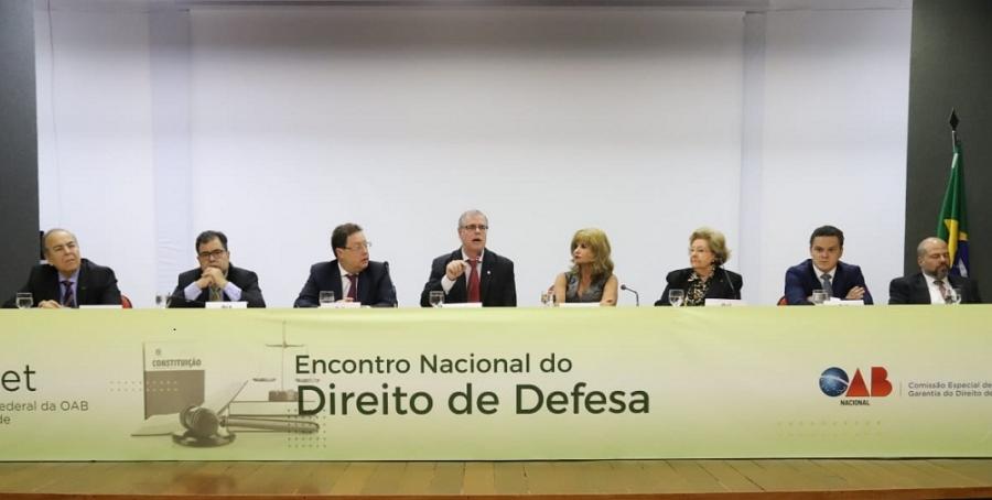 País está 'a um passo do rompimento do pacto constitucional', diz Rita Cortez no CFOAB