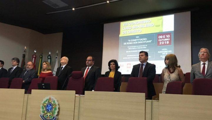Rita Cortez destaca a qualidade dos pareceres produzidos pelas comissões, em Belém do Pará