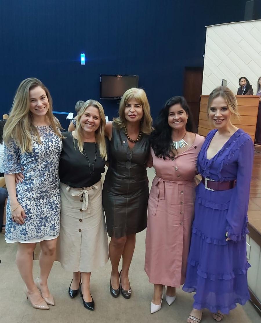 Rita Cortez exalta 'sororidade', em evento na Emerj sobre a ocupação dos espaços de poder pelas mulheres