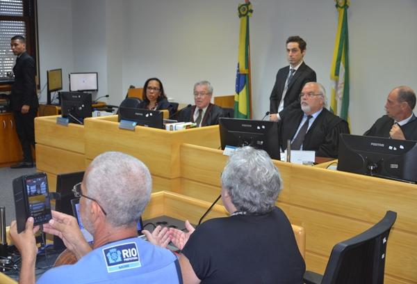 AJS presente em audiências no Cejusc-CAP e Sedic que trataram de indenizações a terceirizados da saúde do Rio