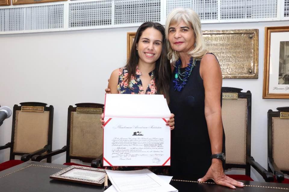 Joana Cortez é empossada no IAB